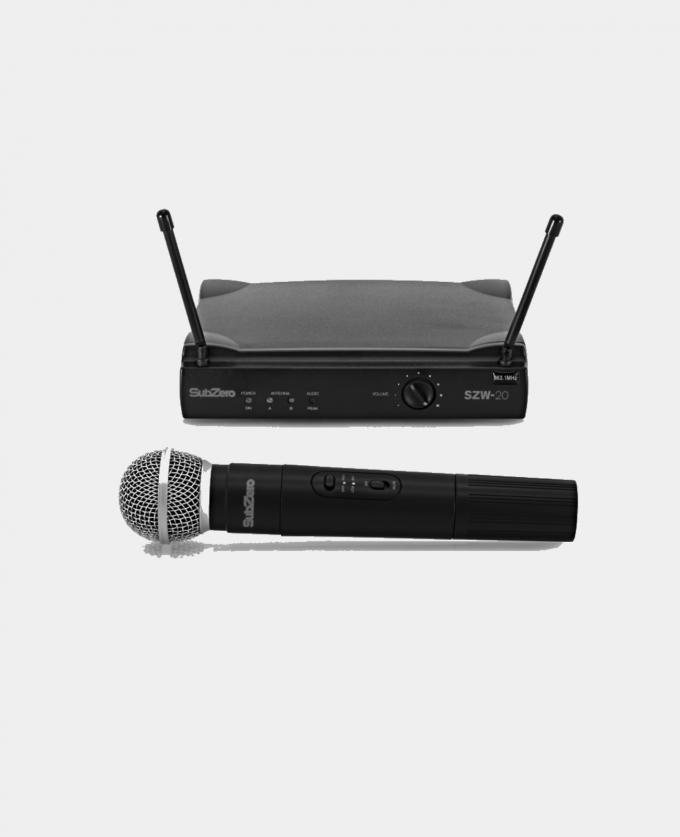 Leie Trådløs Mikrofon