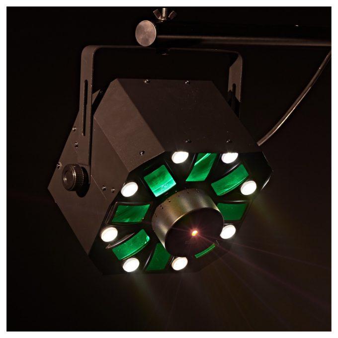 Leie Liten Lyspakke – Multi Laser / Strobe