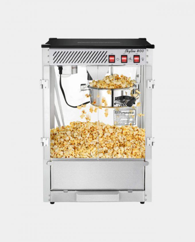 Leie Popcornmaskin